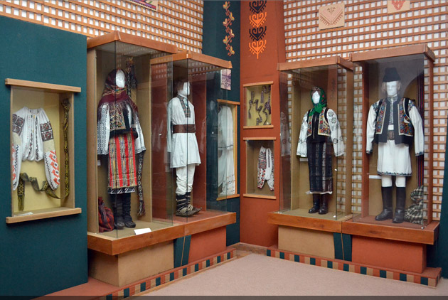 Muzeul de Etnografie (Vatra Dornei)   Județul SUCEAVA